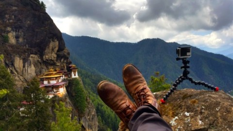 TREK TO THIS BUDDHIST SHRINE NESTLED IN THE LAP OF THE HIMALAYAS