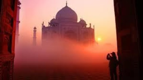 Agra- The City of Love